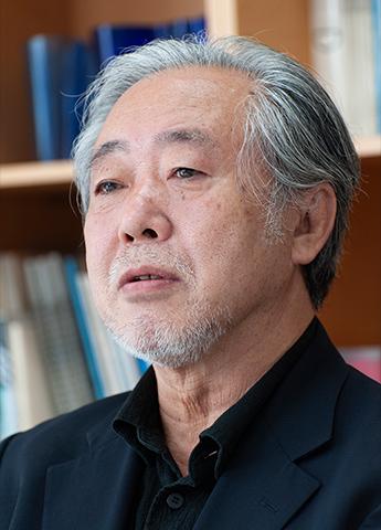 内藤 廣 建築家・東京大学名誉教授