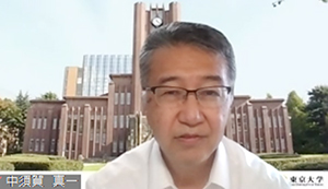 東京大学 中須賀真一教授